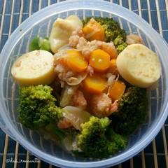 (MPASI) – Resep Sayur Ceria Untuk Si Kecil