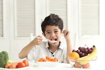 Bagaimana Cara agar Anak Gemuk Sehat?