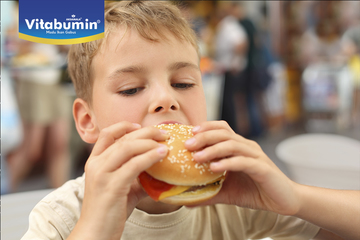 Bahayakah Makanan Cepat Saji untuk Si Kecil?
