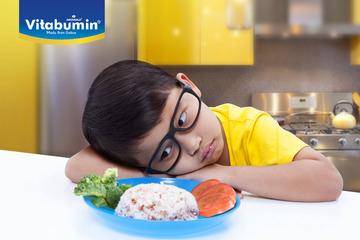Tips Menghadapi Anak yang Menolak Makanan