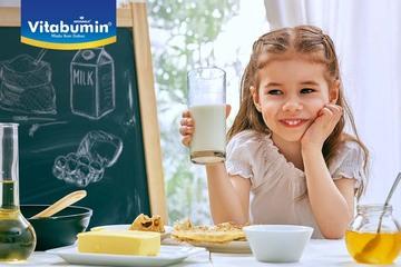 Yuk, Ketahui Manfaat Susu Sapi Untuk Si Kecil