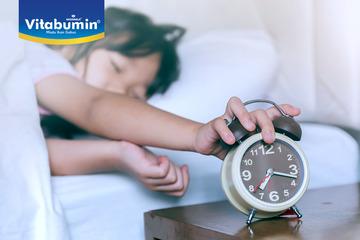 Pentingnya Tidur yang Cukup Bagi Si Kecil